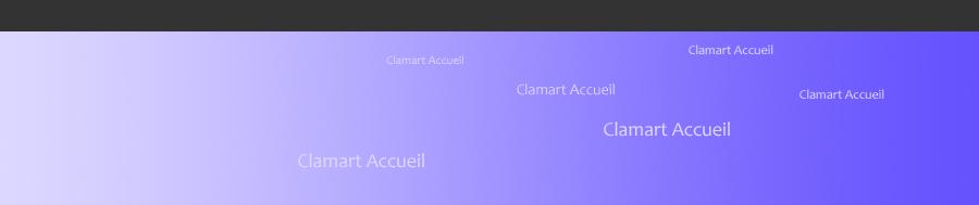 Clamart Accueil